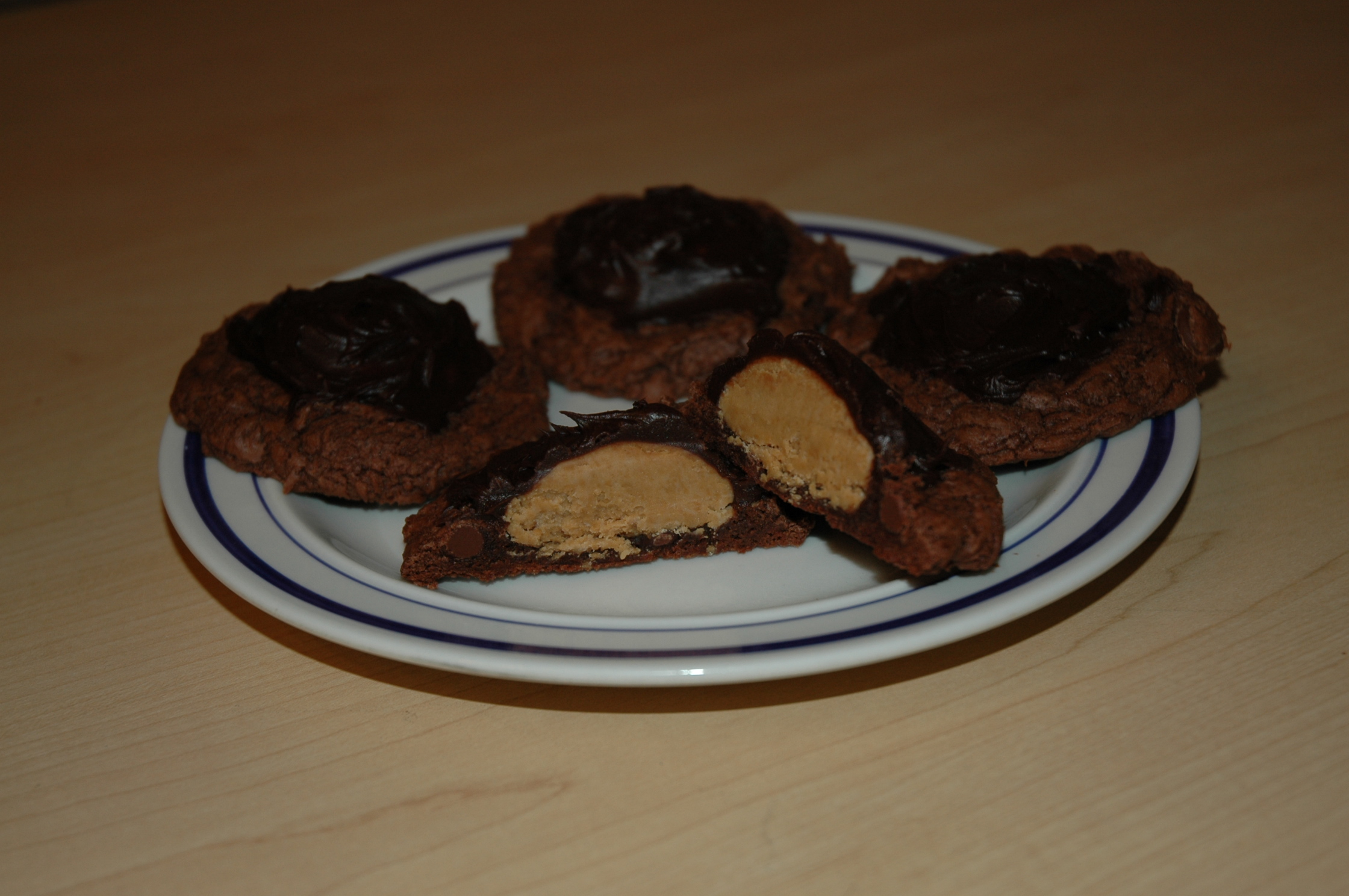 Biscoff Pumpkin Oatmeal Cookies Recipe — Dishmaps