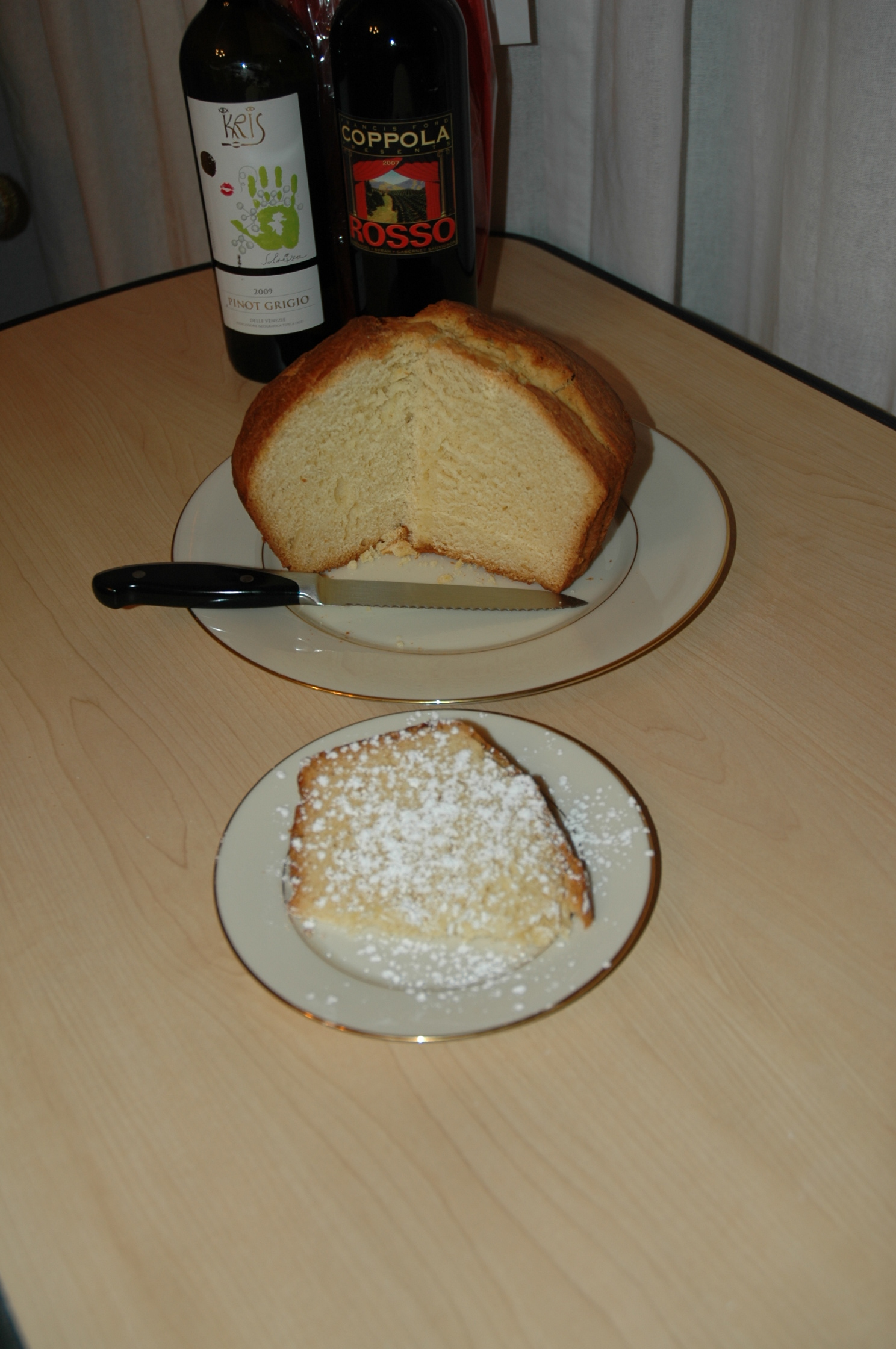 Pandoro Also Pan D Oro Bakewell Junction