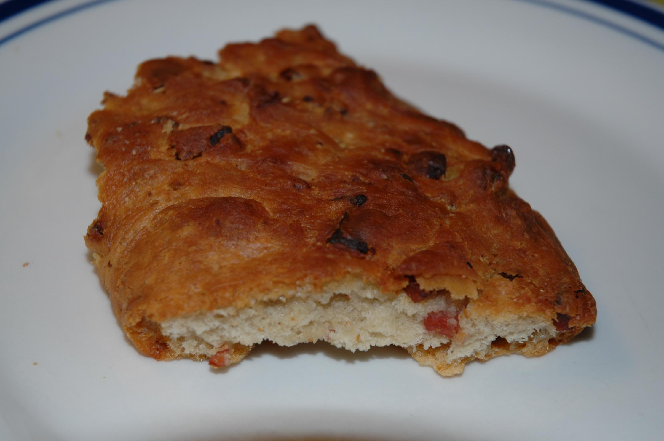 Prosciutto Bread (aka Lard Bread) | Bakewell Junction