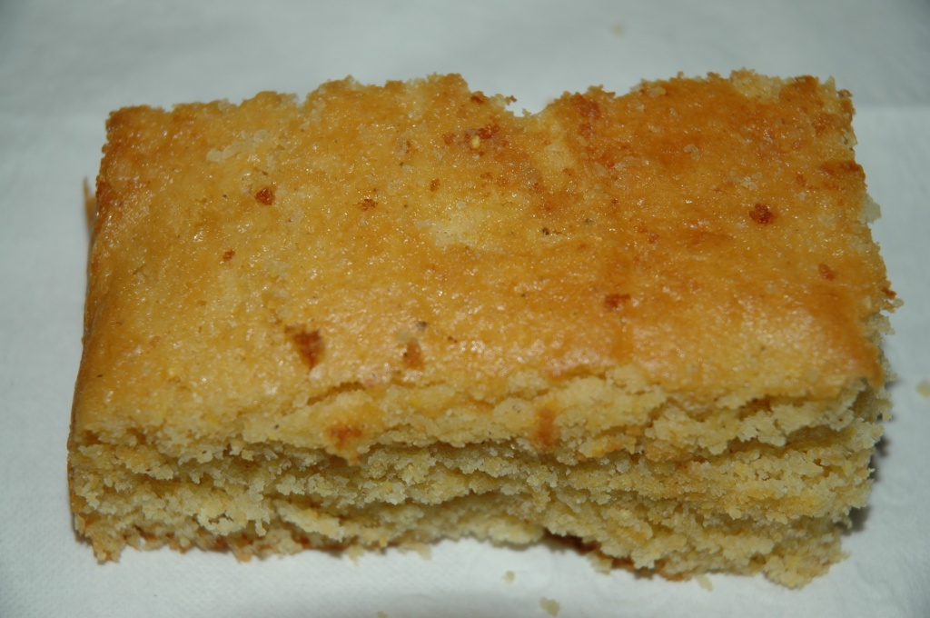 Apple Johnny Cake Recipe
