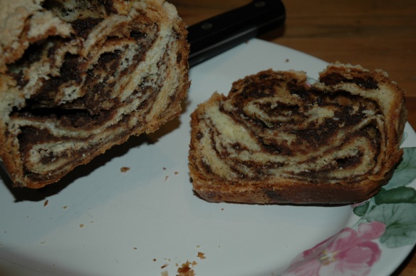 Chocolate Babka #TwelveLoaves March 2 | Bakewell Junction