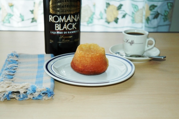 Italian Rum Baba | Bakewell Junction
