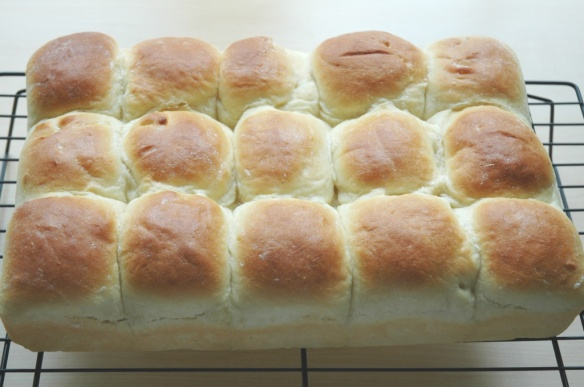 Potato Hamburger Rolls3 | Bakewell Junction
