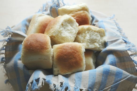 Potato Hamburger Rolls | Bakewell Junction - delicious with a hamburger or dinner rolls.