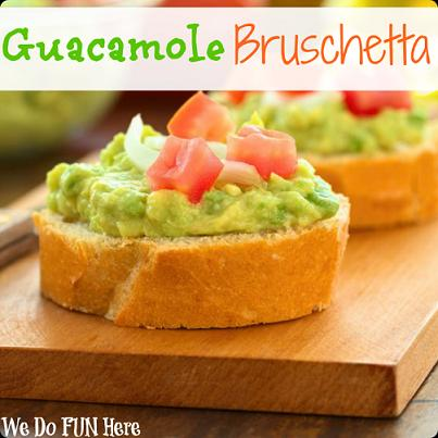 guacamole bruschetta feature pic