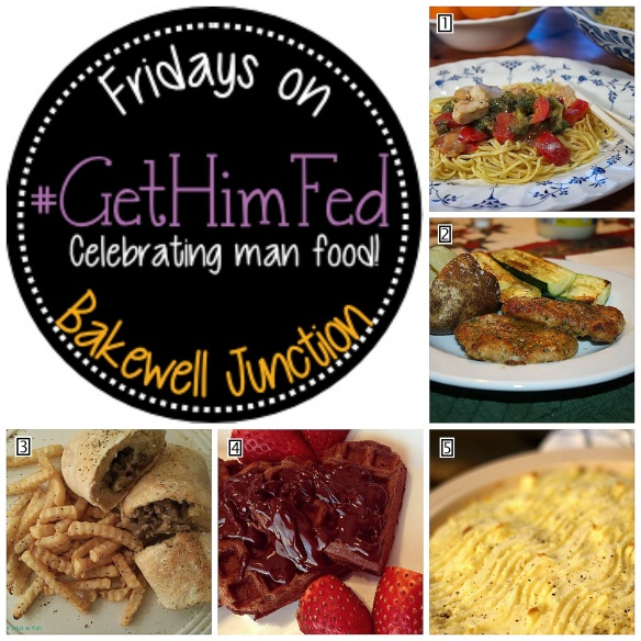 Get Him Fed 22 Features | Bakewell Junction