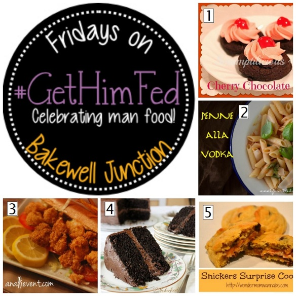 Get Him Fed 23 Features | Bakewell Junction