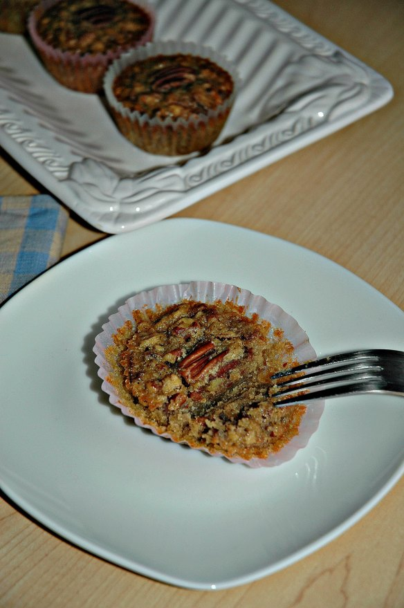Pecan Pie Muffins | Bakewell Junction