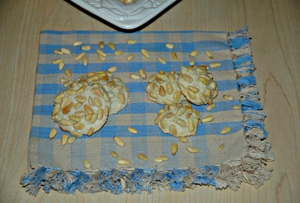 Pignoli Cookies   Bakewell Junction