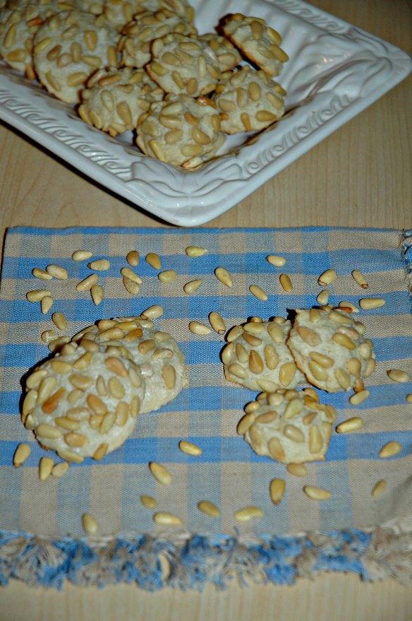 Pignoli Cookies 2   Bakewell Junction
