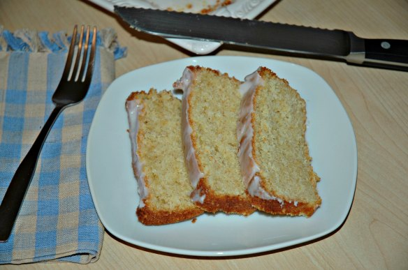 Orange Almond Quick Bread | Bakewell Junction