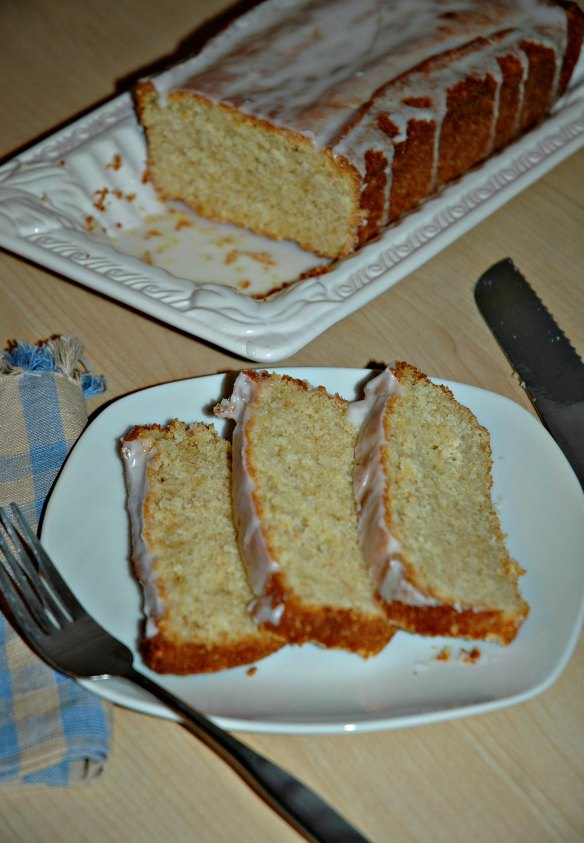 Orange Almond Quick Bread 2 | Bakewell Junction