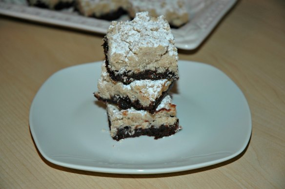 Ultimate Crumb Brownies | Bakewell Junction