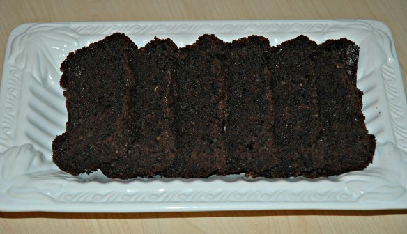 Chocolate Zucchini Quick Bread | Bakewell Junction - Decadent and chocolicious!