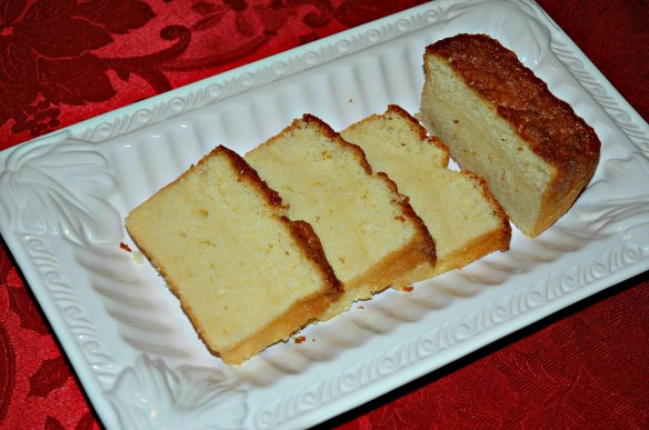 Butter Pound Cake | Bakewell Junction - tender and melts in your mouth.