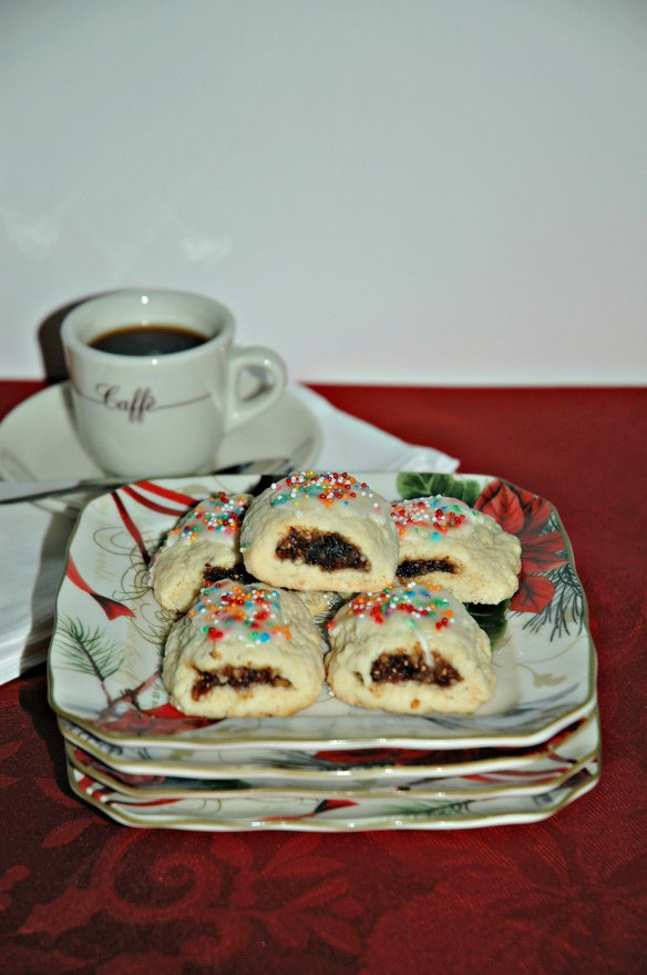 Cucidati or Italian Fig Cookies | Bakewell Junction