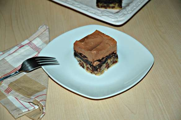 Sluttier Slutty Brownies | Bakewell Junction - decadent, chocolaty and delicious.